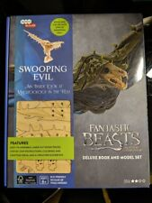 New Fantastic Beasts: Swooping Evil Deluxe Book and Model Set-Loot Crate Dx!