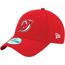 New Jersey Devils NHL Hockey sobre hielo New era gorra Cap nuevo one size 9 Forty velcro