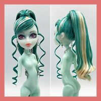 Monster High Vandala Doubloons Doll Hair Styled Nude for OOAK