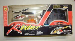 Rider WhirlyBird Mini Radio Control Helicopter  (485)