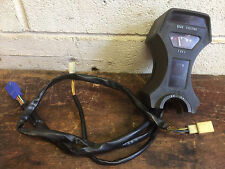 OEM fuel, signals, gear position indicator from 1982 Suzuki GS650 motorcyle