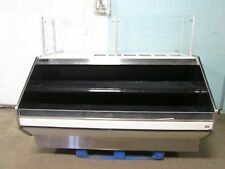 """BARKER"" HD COMMERCIAL REMOTE REFRIGERATION SUSHI PREP STATION & DISPLAY CABINET"