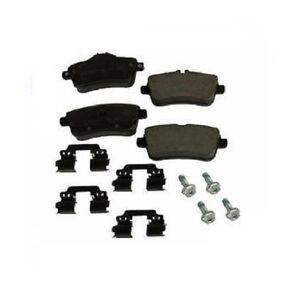 Fits: Mercedes W166 ML250 ML350 ML400 GLE300d Disc Brake Pad Genuine 0064204120