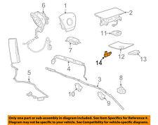 GM OEM Air Bag-Position Sensor 25954737