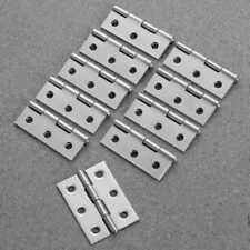Edelstahlscharniere 95 mm x 54 mm x 2 mm Scharniere rechts Scharnier Edelst