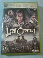 Lost Odyssey (Microsoft Xbox 360, 2008) No Manual Tested & Working Fast Shipping