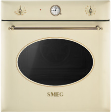 SMEG SF855PO  Thermoventilierter Ofen, 60 cm, Cream Kolonialästhetik.klasse A