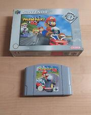 Mario Kart 64 inkl. Verpackung - Nintendo 64 - PAL