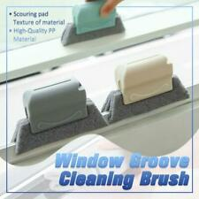 Creative Groove Cleaning Brush Window Door Track Cleaning Brush 2pcs