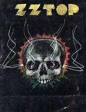 Press Kit ZZ TOP Deguello 1979 Music Promo Media Package Photos WARNER BROS