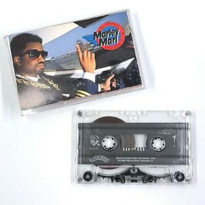 MARLEY MARL In Control Volume 1 Cassette Tape 1988 Rap Hip-Hop Rare