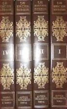 LA SACRA BIBBIA( in 4 voll.)illustrata da Doré e commentata da A.Martini (NUOVO)
