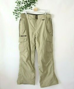 Holden Men's Outwear Cargo Snow Ski Snowboard Pants Size XL Extra Large Brown