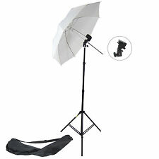 Set Studio W988S con Supporto Stativo, Portalampada, Adattatore Flash e Ombrello