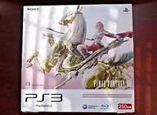 PlayStation 3 PS3 Console Final Fantasy XIII Lightning Edition Boxed US Seller