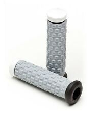 Pro Taper Grip Quad/ATV Pillow Top Grips - Grey/White