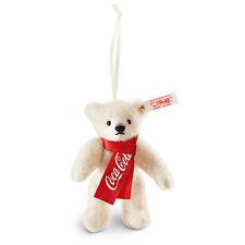 Coca-Cola Polar Bear Ornament by Steiff - EAN 355318