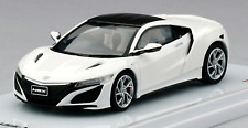 1/43 True Scale TSM Acura NSX in White from 2017 RHD