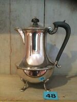MAPPIN & WEBB Mappin Plate Coffee Pot with Bakelite Handle - Princess Plate