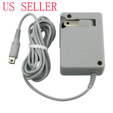 NEW AC Home Wall Travel Charger Power Adapter Cord For Nintendo DSi NDSi Battery