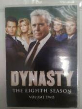Dynasty: The Eighth Season Volume 2  DVD 3-Disc Set
