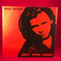 """RICK ASTLEY Cry For Help 1991 UK 3-track 12"""" VINYL SINGLE EXCELLENT CONDITION"""