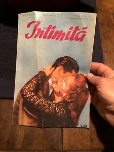 Intimita' Originale N. 1