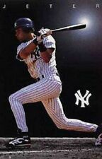 ORIGINAL COSTACOS DEREK JETER NEW YORK YANKEES POSTER SEALED 22X34 #6152