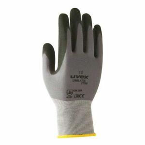 Uvex Safety Gloves Unilite 7700 Lightweight Abrasion-Resistant For Handling Work