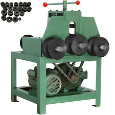 Electric Pipe Tube Bender 9 round and 8 square Roller round Low deflect Die set