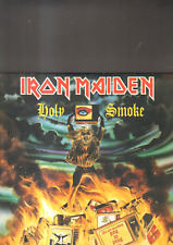 "IRON MAIDEN - holy smoke EP 12"" made in ITALY"