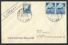 ZEPPELIN LZ-129 23/3/1936 KOBLENZ