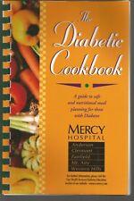 The Diabetic Cookbook (Mercy Hospital) Comb Bound 1998