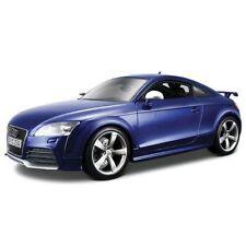 Articoli di modellismo statico in scatola chiusa in argento per Audi