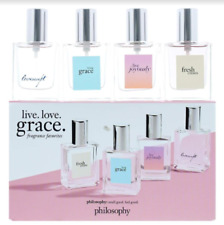 Philosophy Fragrance Favorites 4 Piece Variety Gift Set For Women