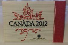 RARE 2012 CANADA PROOF LIKE  MINT SET FAREWELL TO THE PENNY (LAST YEAR)  COA