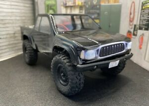 Axial SCX24 Body Toyota Tacoma Pickup Body Clear