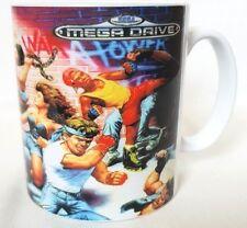 Streets Of Rage 2 - Sega Mega Drive Game - Coffee MUG CUP - Genesis - Retro