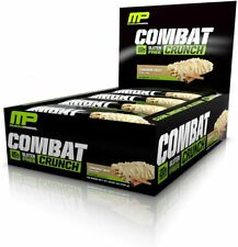 Combat Crunch Bar Cinnamon Twist 12 Count *READ*