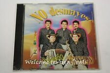 Grupo Norteno Gethsemani, No Desmayes (Brand new sealed)