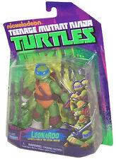 New Playmates Toys Teenage Mutant Ninja Turtles Basic- Leonardo Action Figure