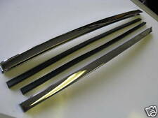 69 70 71 72 CUTLASS GTO QUARTER WINDOW CHROME