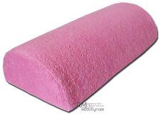 Handauflage Handablage aus Frottee in Rosa Pink Nageldesign