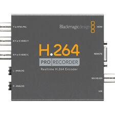 Blackmagic Design H.264 PRO Recorder NEW!
