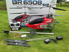 130CM large rc helicopter BR6508 2.4G 3.5CH Super Large Metal with camera