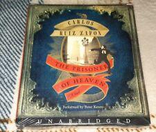 The Prisoner of Heaven by Ruiz Zafon, Carlos (Unabridged Audiobook CD, 2012) NEW