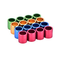 12X Archery Ring Explosion-proof Ring Archery arrow Bow for 7.6 mm Shaft gvLDUK