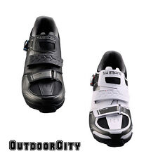 Shimano SH-M089 Upgraded SH-M088 Cycling Shoes MTB Mountain Bike MTB Black White