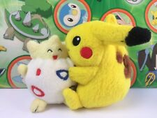 Pokemon Plush Togepi Pikachu Friends Tomy doll figure stuffed toy USA Seller