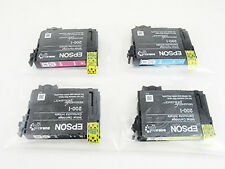 Genuine OEM EPSON 200 Ink Cartridges Set T200  XP 310, XP 410, 200 ,300,400